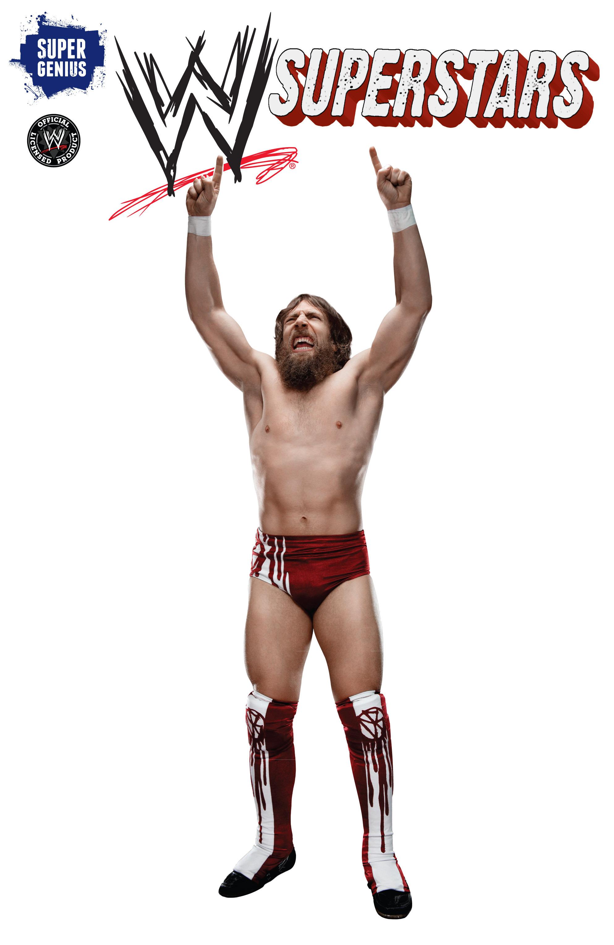 Read online WWE Superstars comic -  Issue #5 - 28