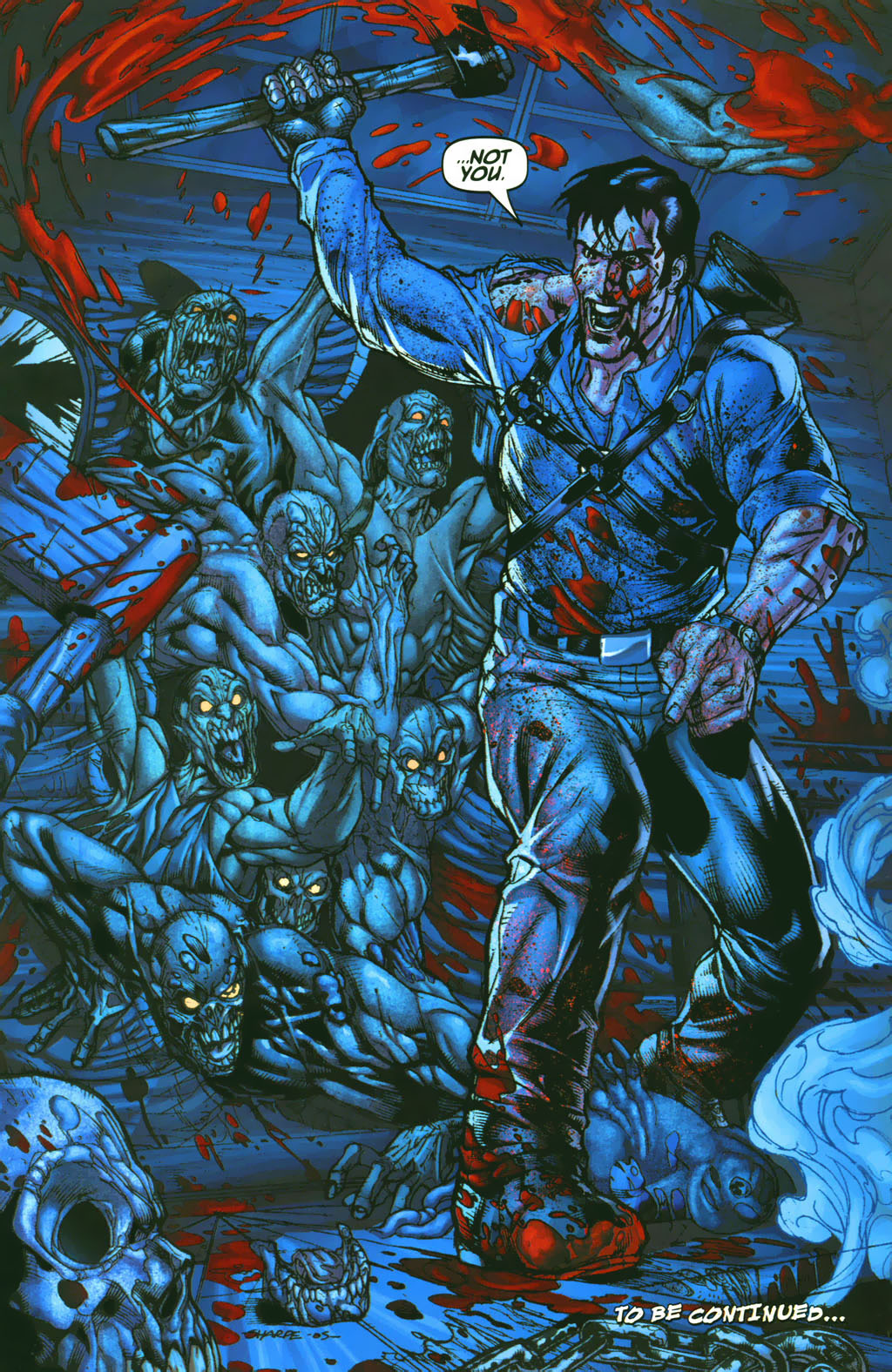 Army of Darkness (2006) Issue #5 #1 - English 29