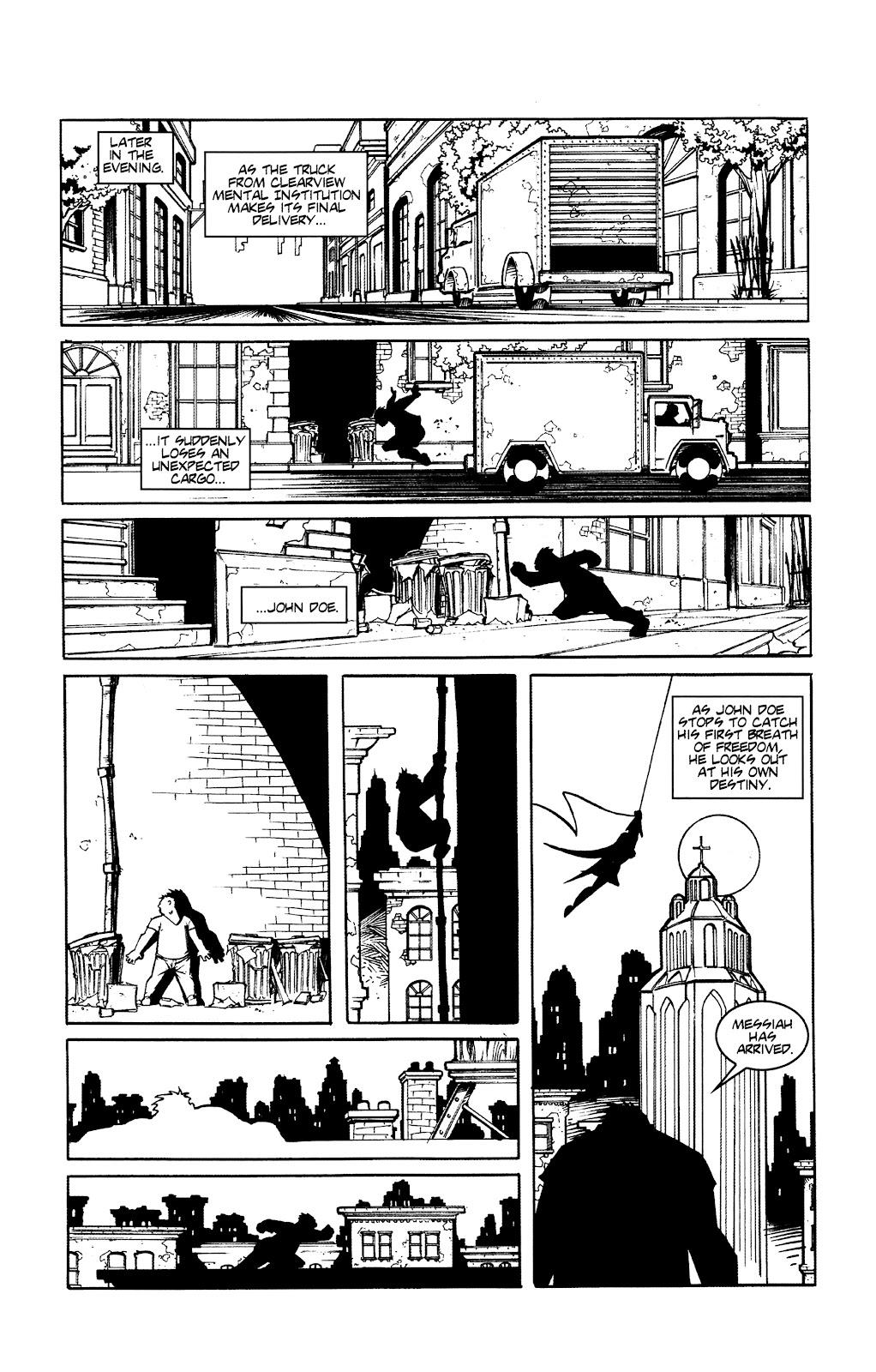 Warrior Nun Areala:  Dangerous Game Issue #3 #3 - English 11