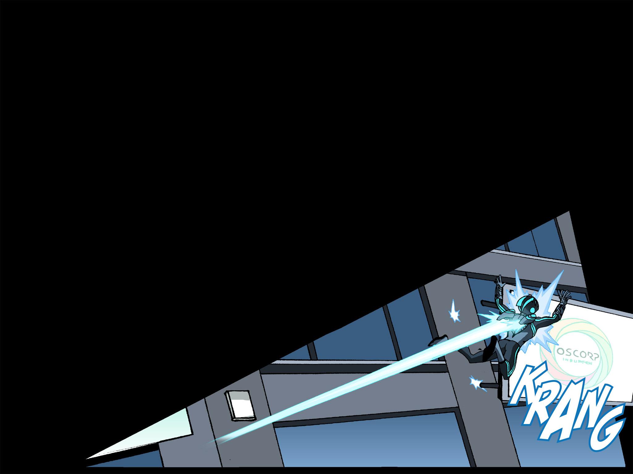 Read online Ultimate Spider-Man (Infinite Comics) (2015) comic -  Issue #12 - 21