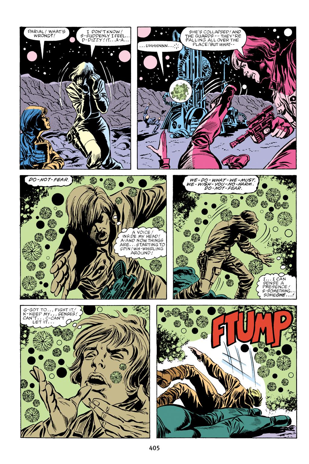 Read online Star Wars Omnibus comic -  Issue # Vol. 16 - 397