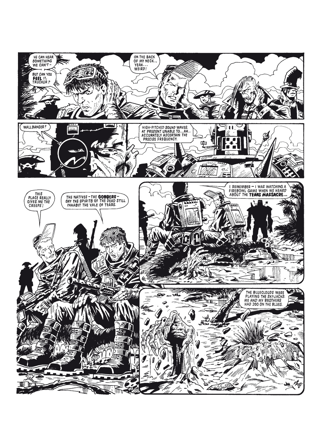 Read online The Complete Bad Company comic -  Issue # TPB - 48