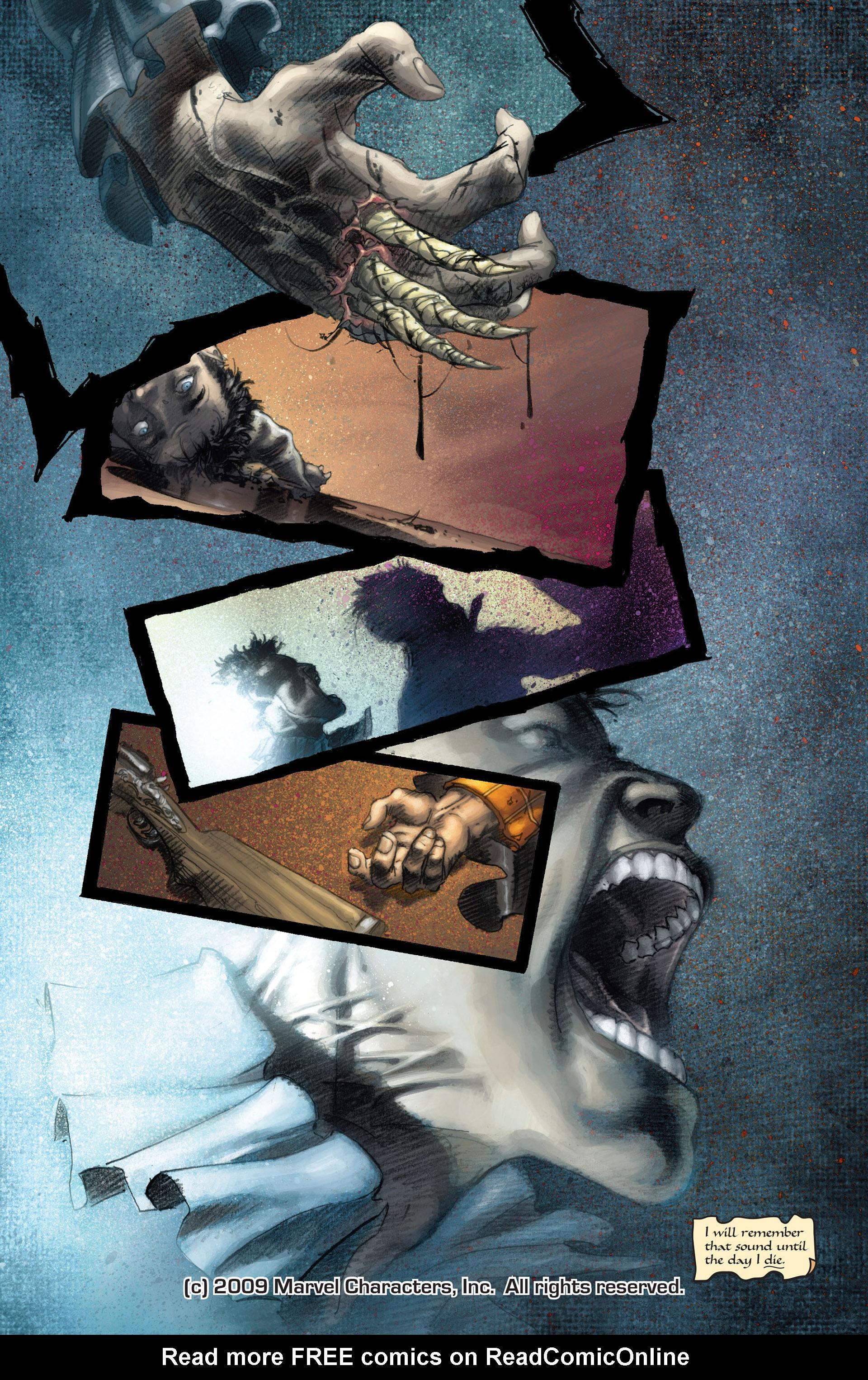 Read online Wolverine: The Origin comic -  Issue #3 - 2