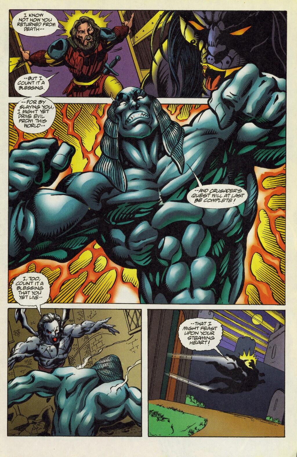 Read online Rune (1995) comic -  Issue #5 - 12