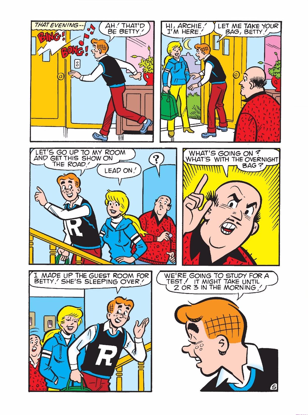 Read online Archie 1000 Page Comics Bonanza comic -  Issue #3 (Part 1) - 114