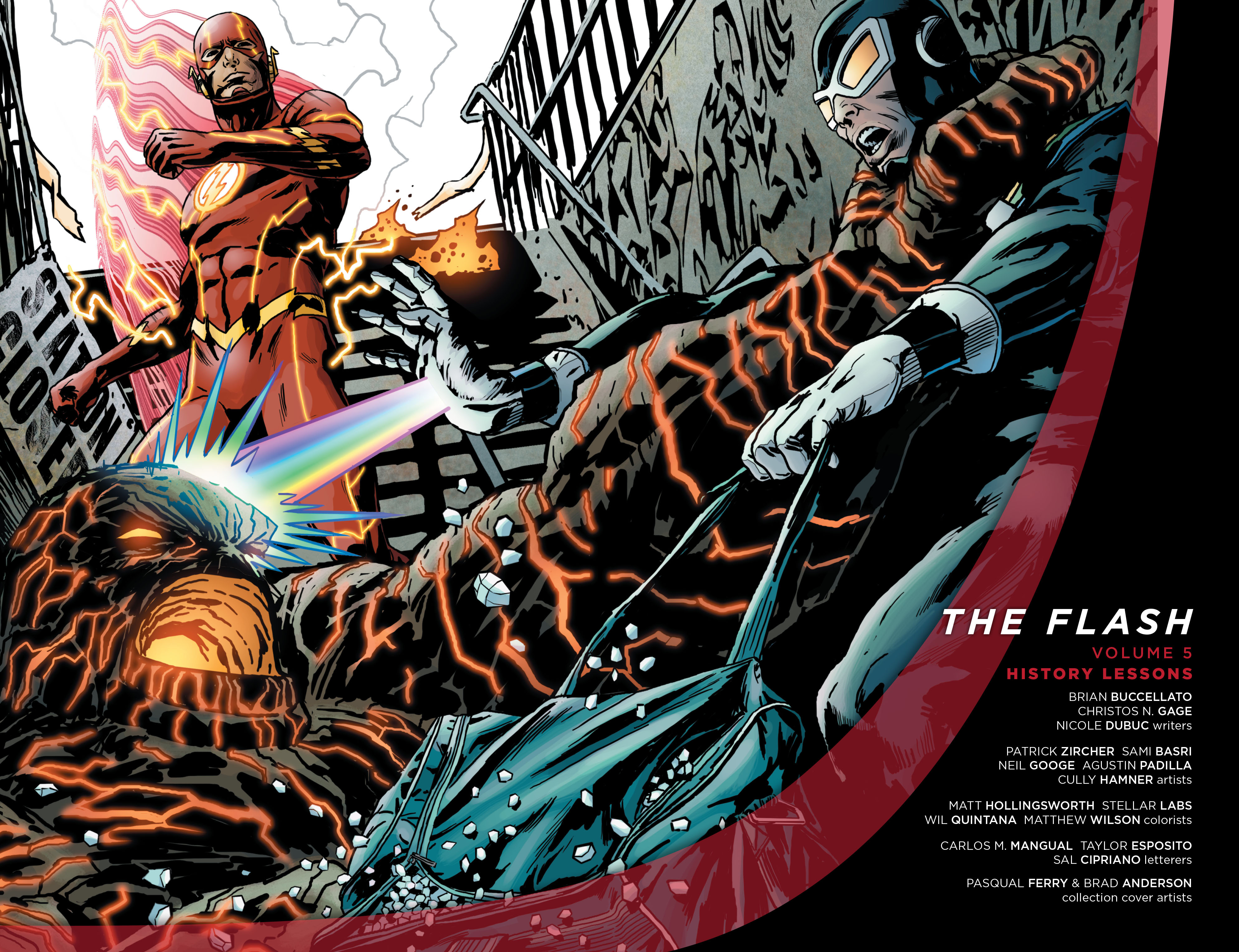 Read online The Flash (2011) comic -  Issue # _TPB 5 - 3