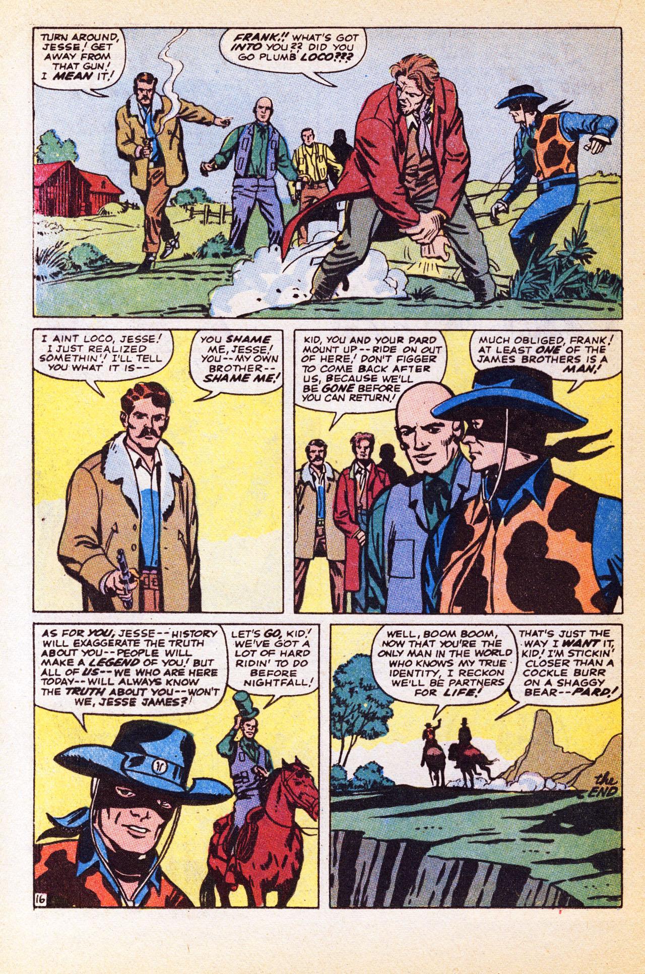 Read online Two-Gun Kid comic -  Issue #94 - 24