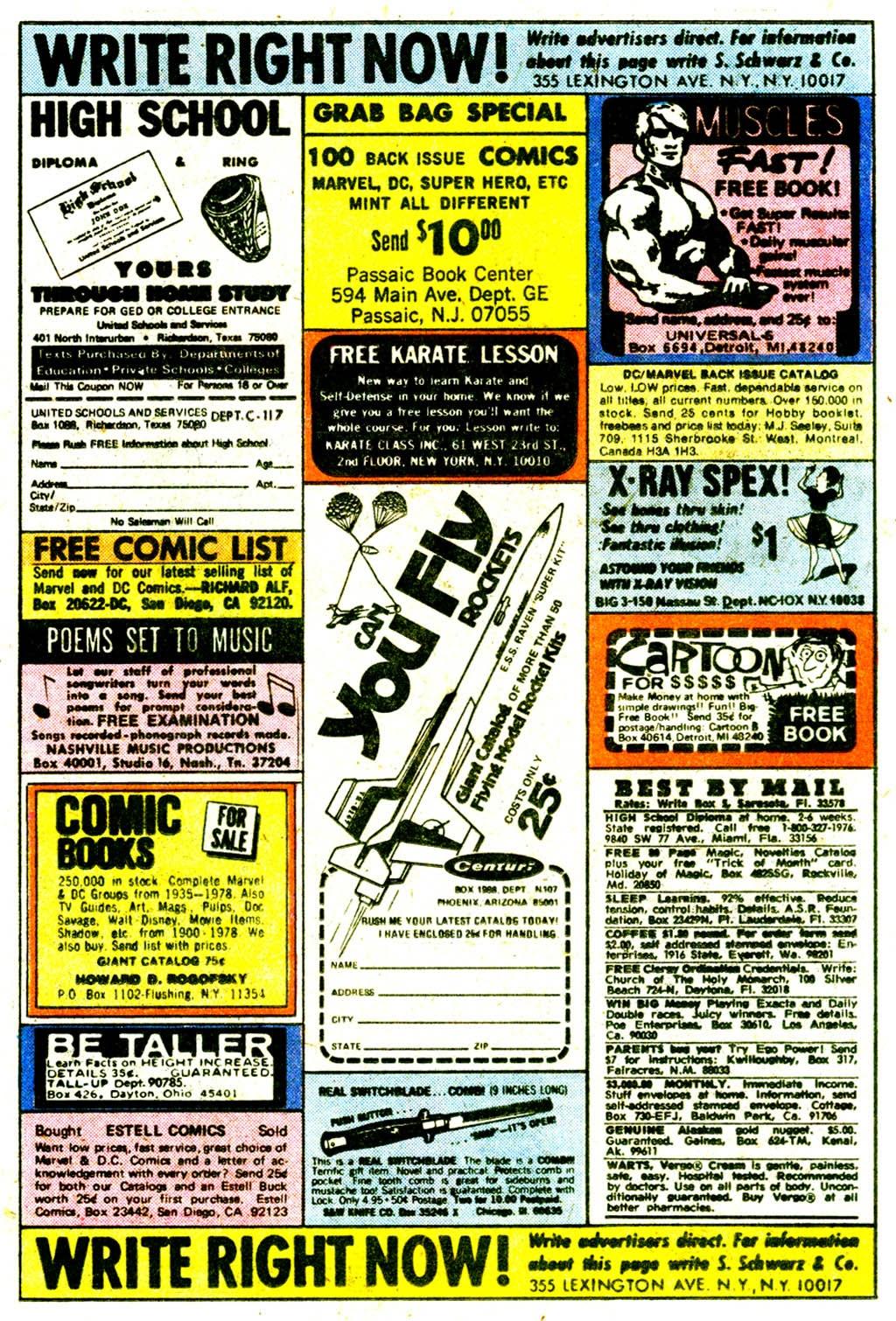Read online Sgt. Rock comic -  Issue #313 - 22
