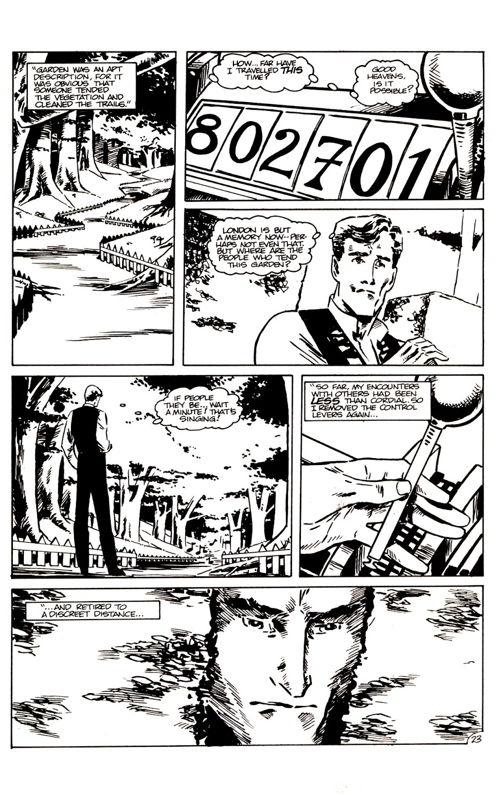 The Time Machine issue 1 - Page 26