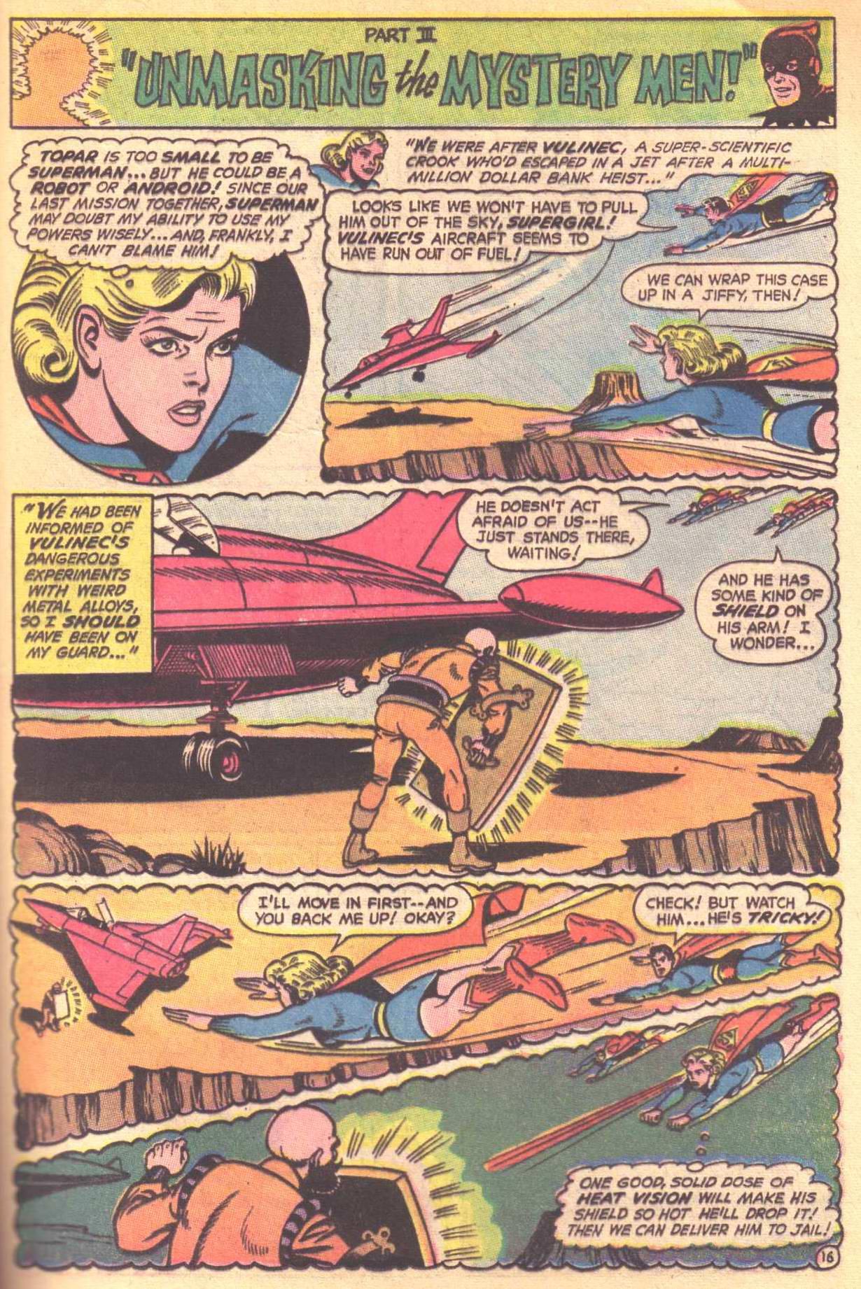Read online Adventure Comics (1938) comic -  Issue #382 - 21