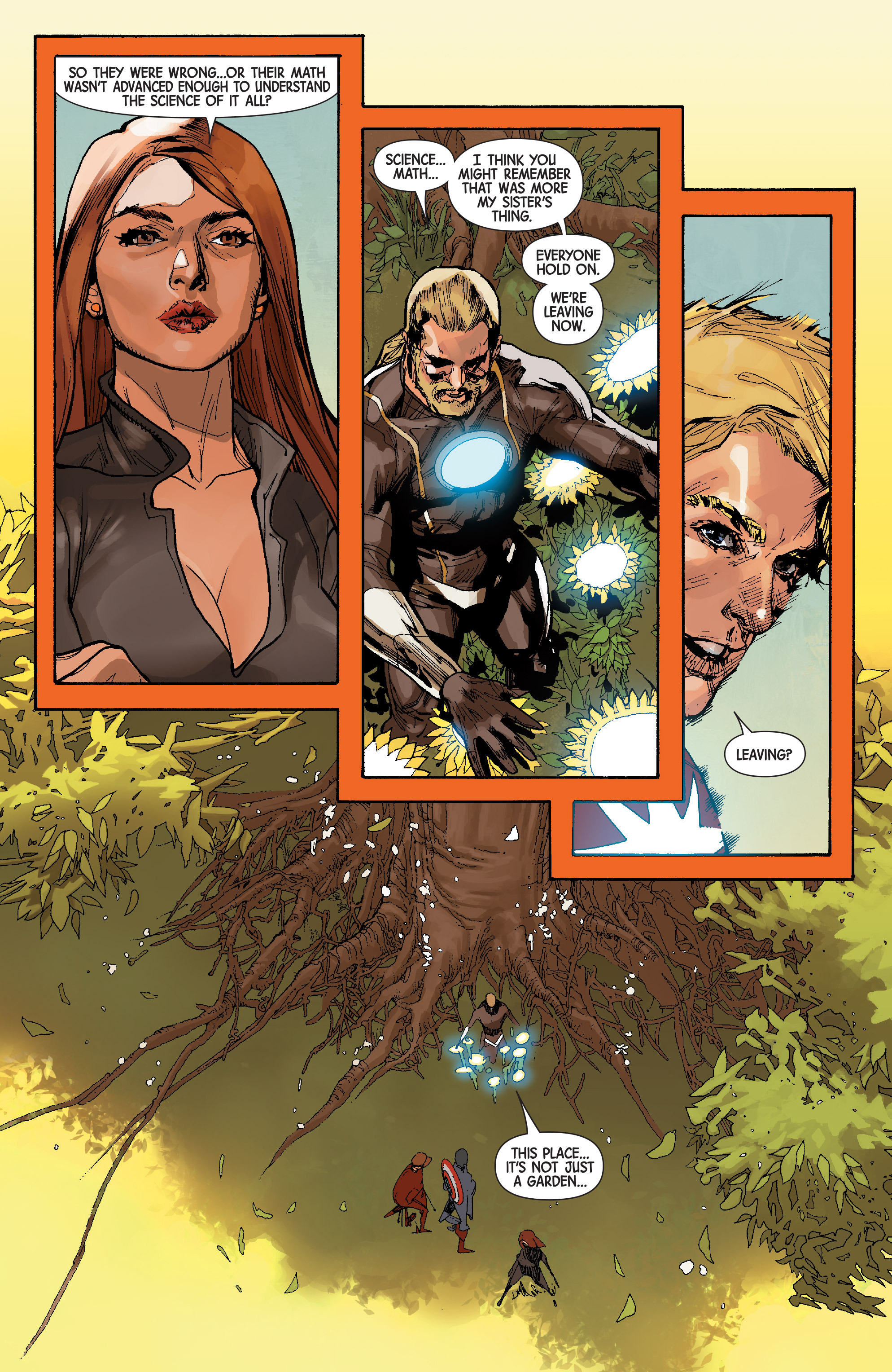 Read online Avengers (2013) comic -  Issue #32 - 8