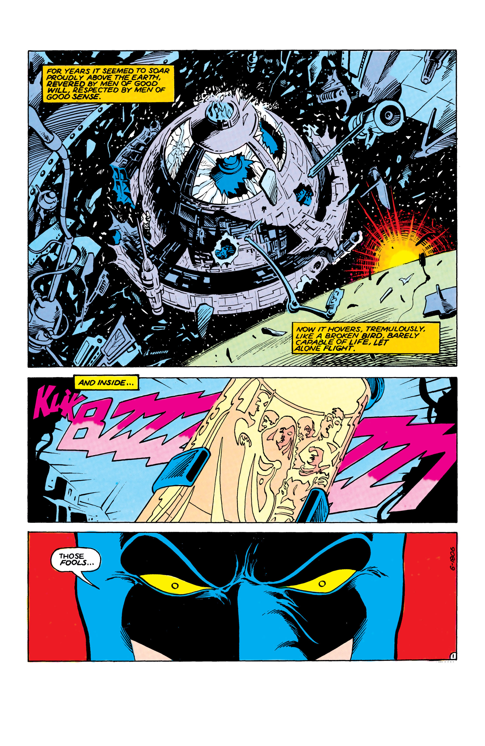 Batman and the Outsiders (1983) 22 Page 2