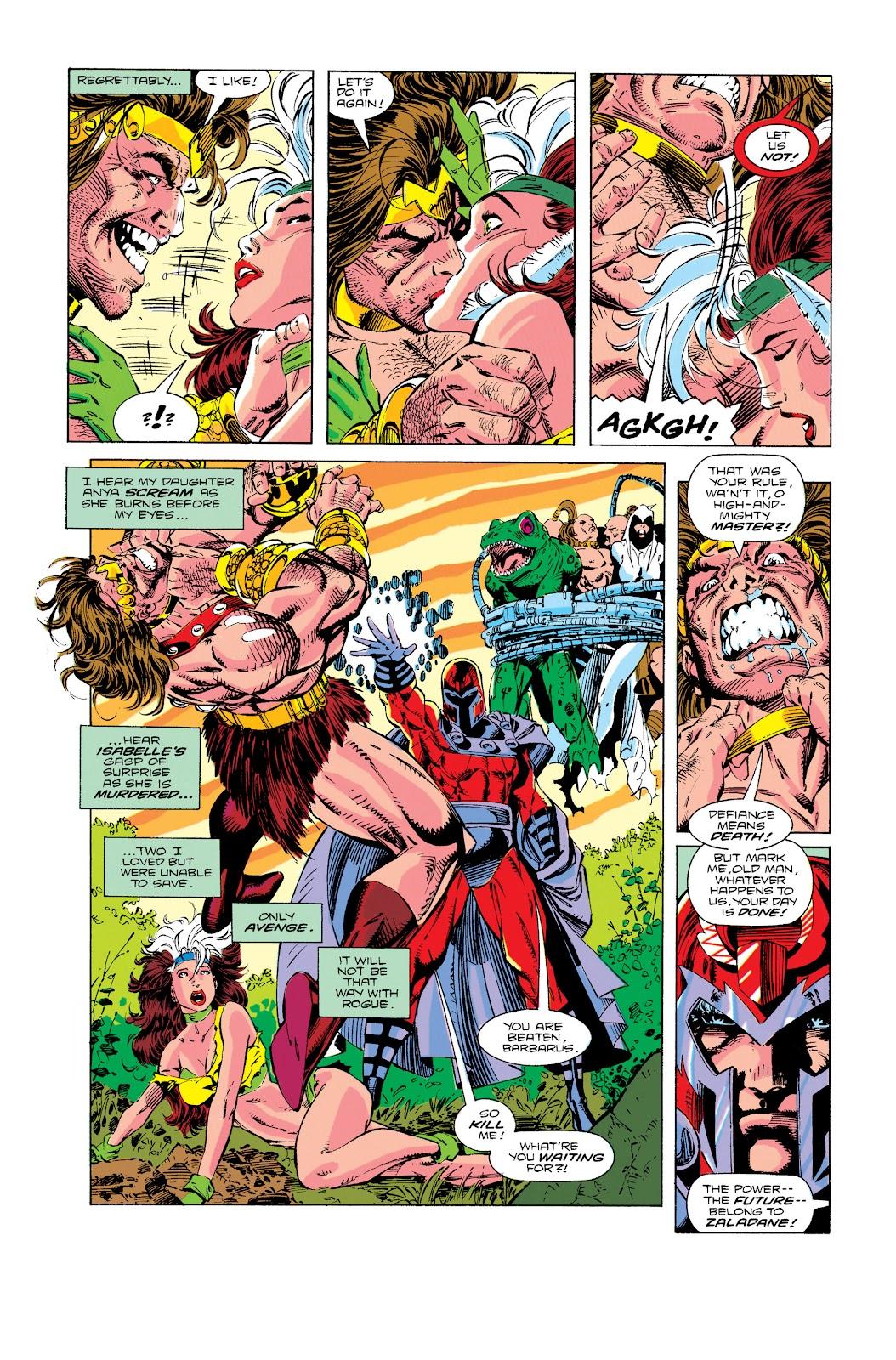 Uncanny X-Men (1963) issue 274 - Page 6
