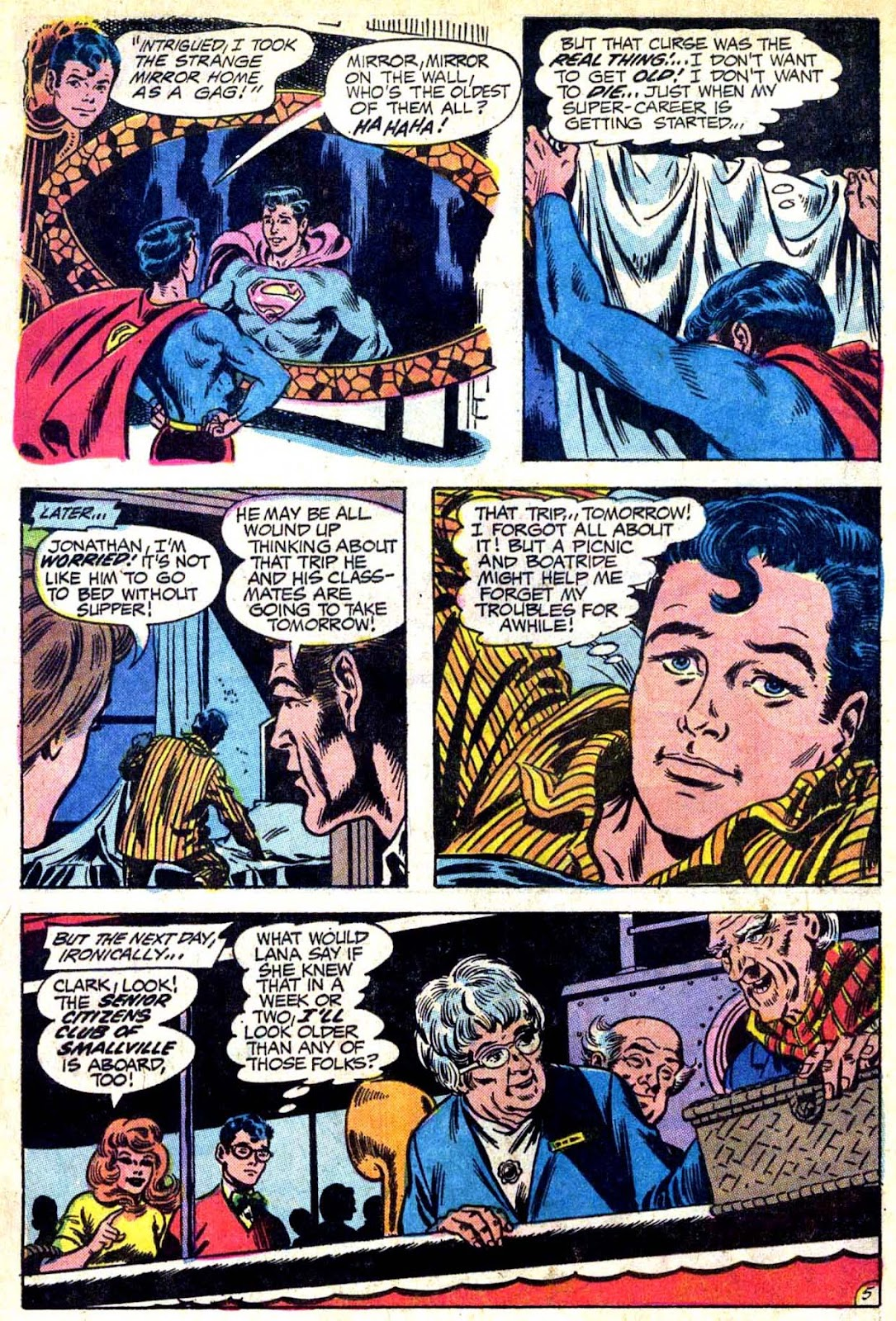 Superboy (1949) issue 184 - Page 5