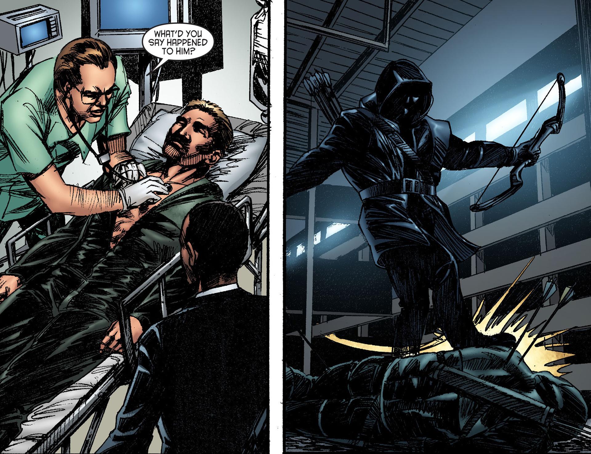 Read online Arrow [II] comic -  Issue #25 - 15