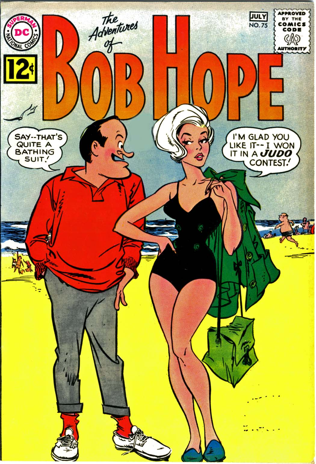 The Adventures of Bob Hope 75 Page 1