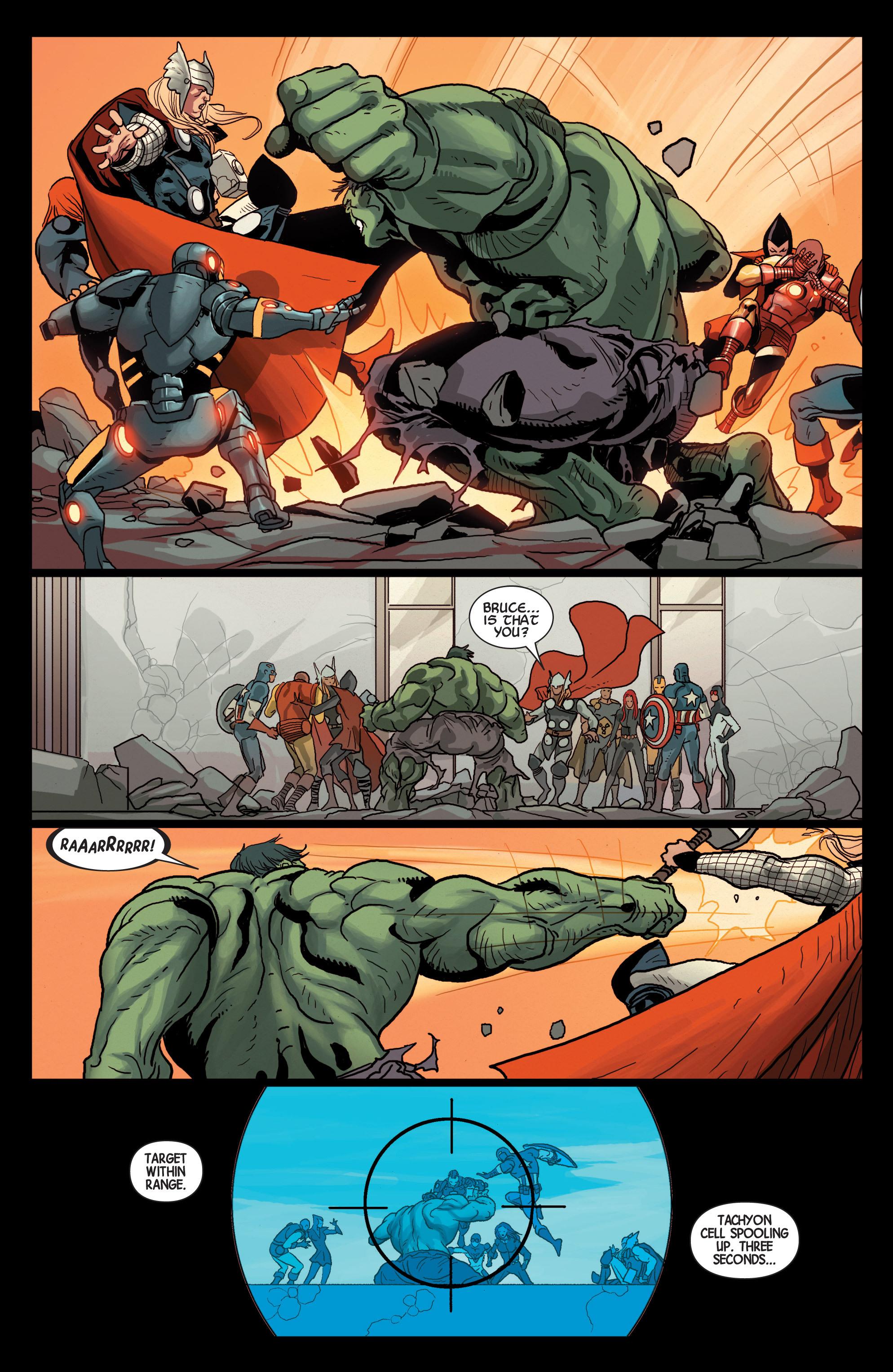Read online Avengers (2013) comic -  Issue #Avengers (2013) _TPB 5 - 109