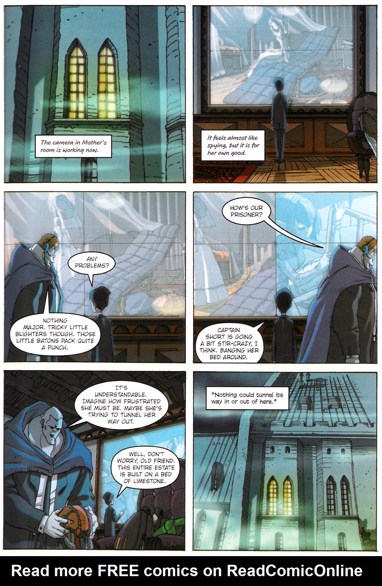 Read online Artemis Fowl comic -  Issue #Artemis Fowl TPB - 60
