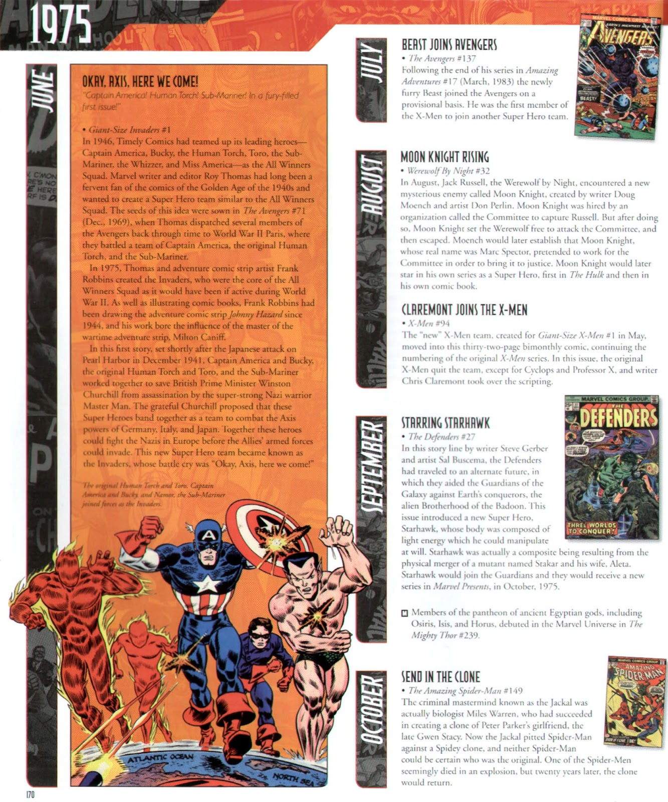 Read online Marvel Chronicle comic -  Issue # TPB (Part 2) - 61