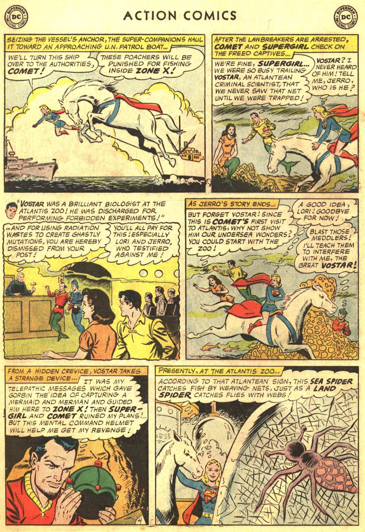 Read online Action Comics (1938) comic -  Issue #302 - 19