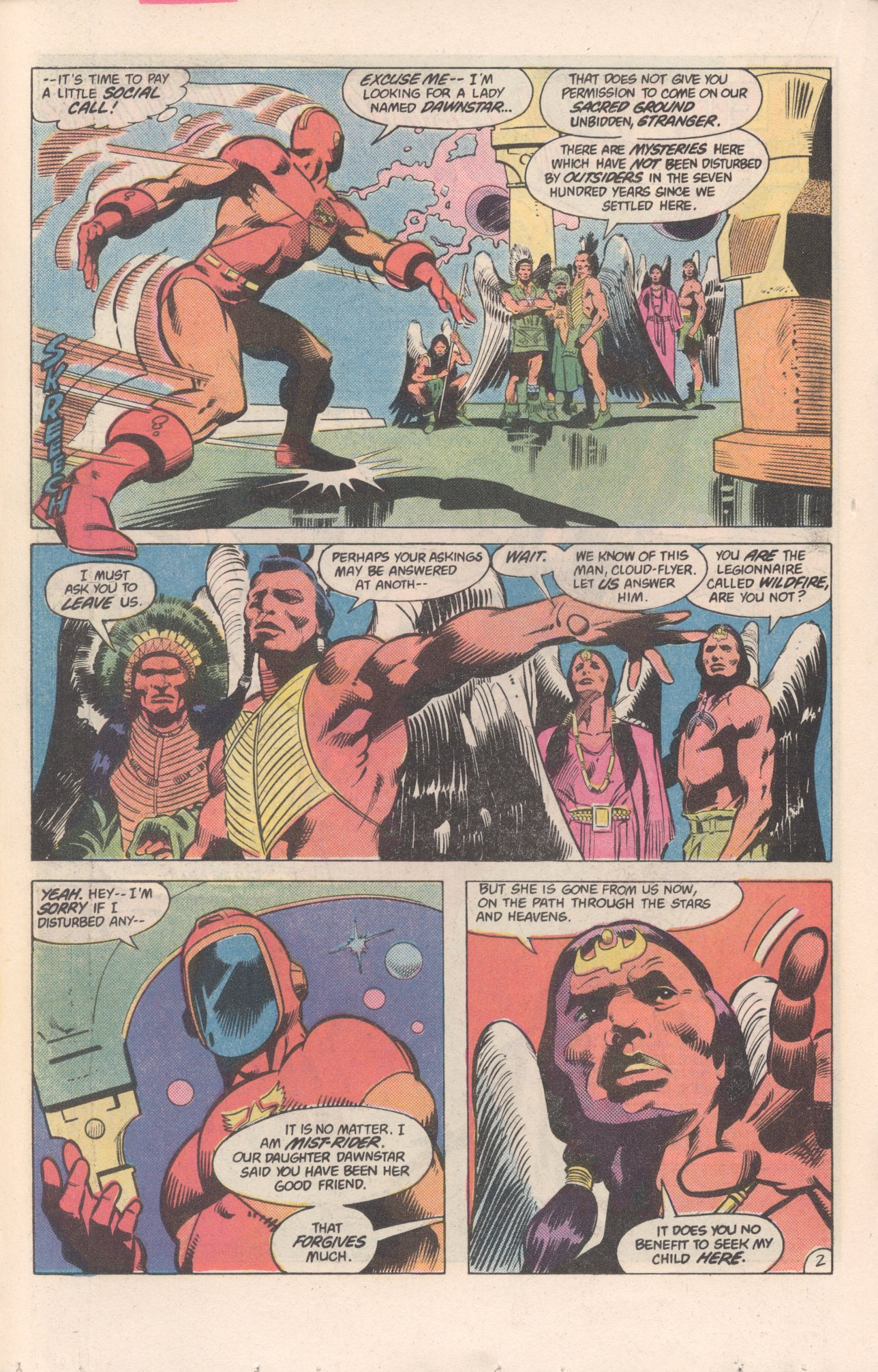 Legion of Super-Heroes (1980) 311 Page 13