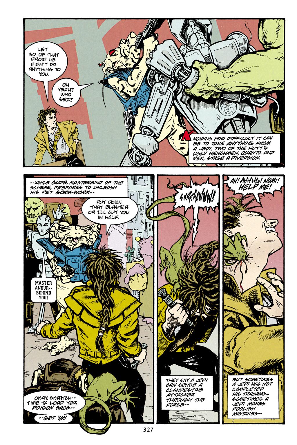 Read online Star Wars Omnibus comic -  Issue # Vol. 4 - 316