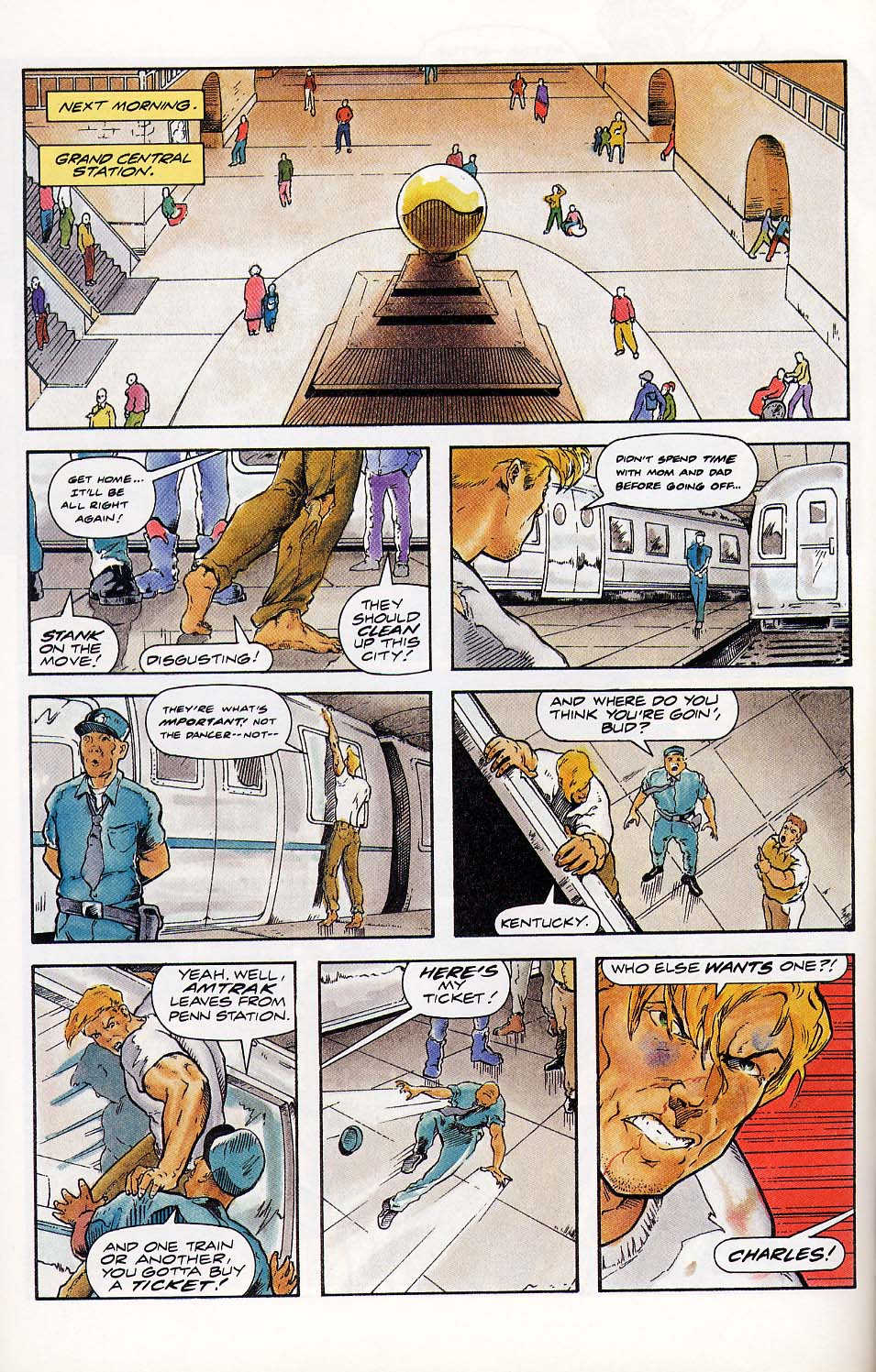 Read online Charlemagne comic -  Issue #4 - 27