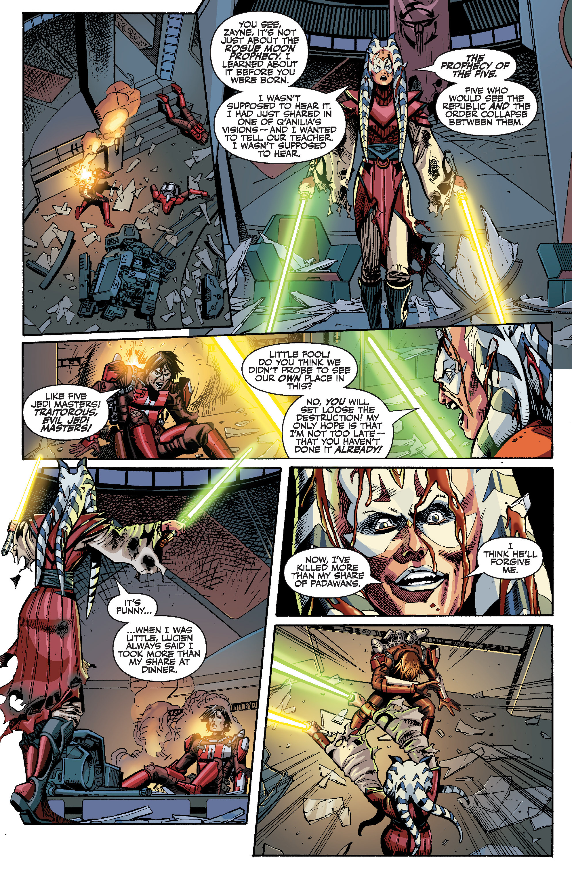 Read online Star Wars Omnibus comic -  Issue # Vol. 32 - 136