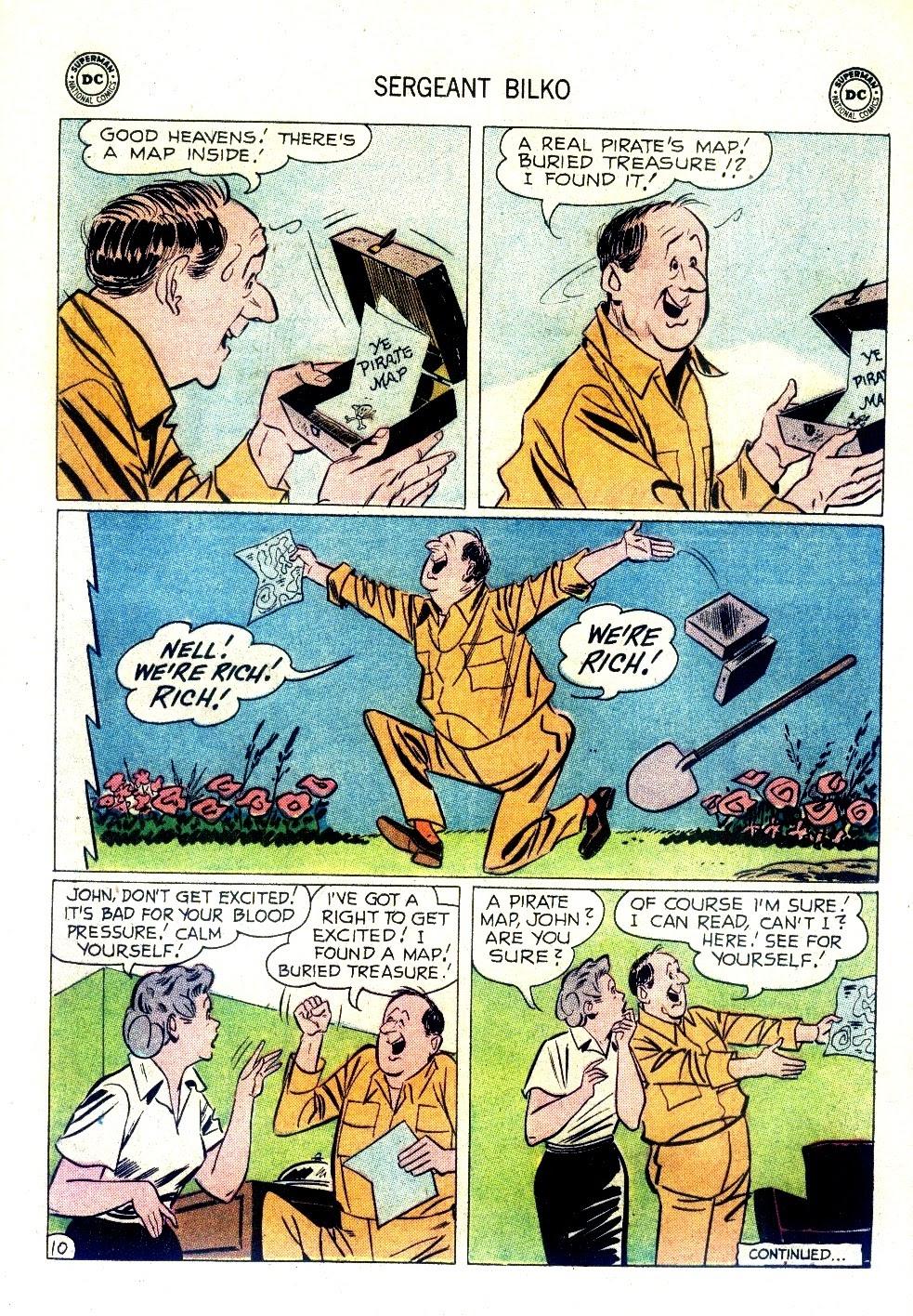 Sergeant Bilko issue 9 - Page 12