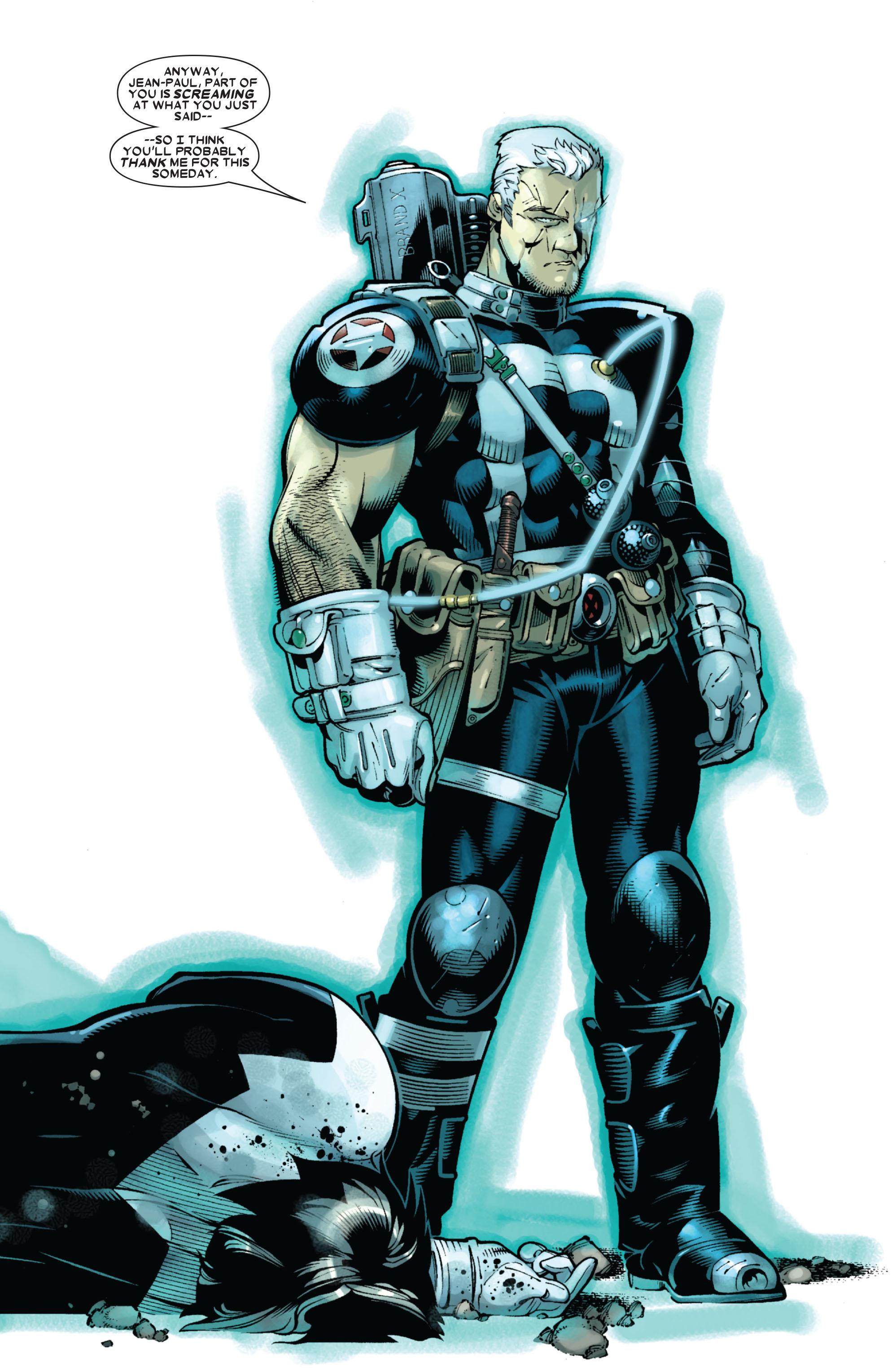 X-Men (1991) 190 Page 12