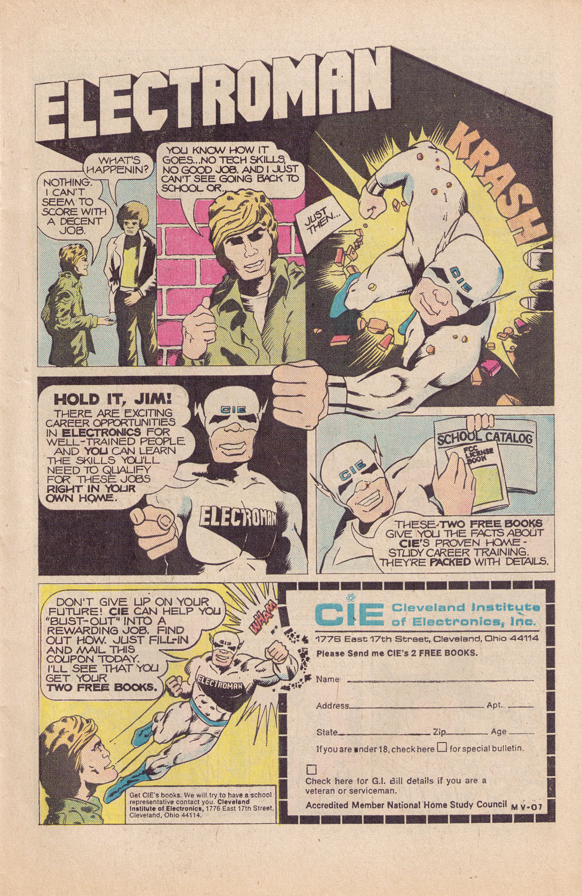 Read online Sgt. Fury comic -  Issue #127 - 7