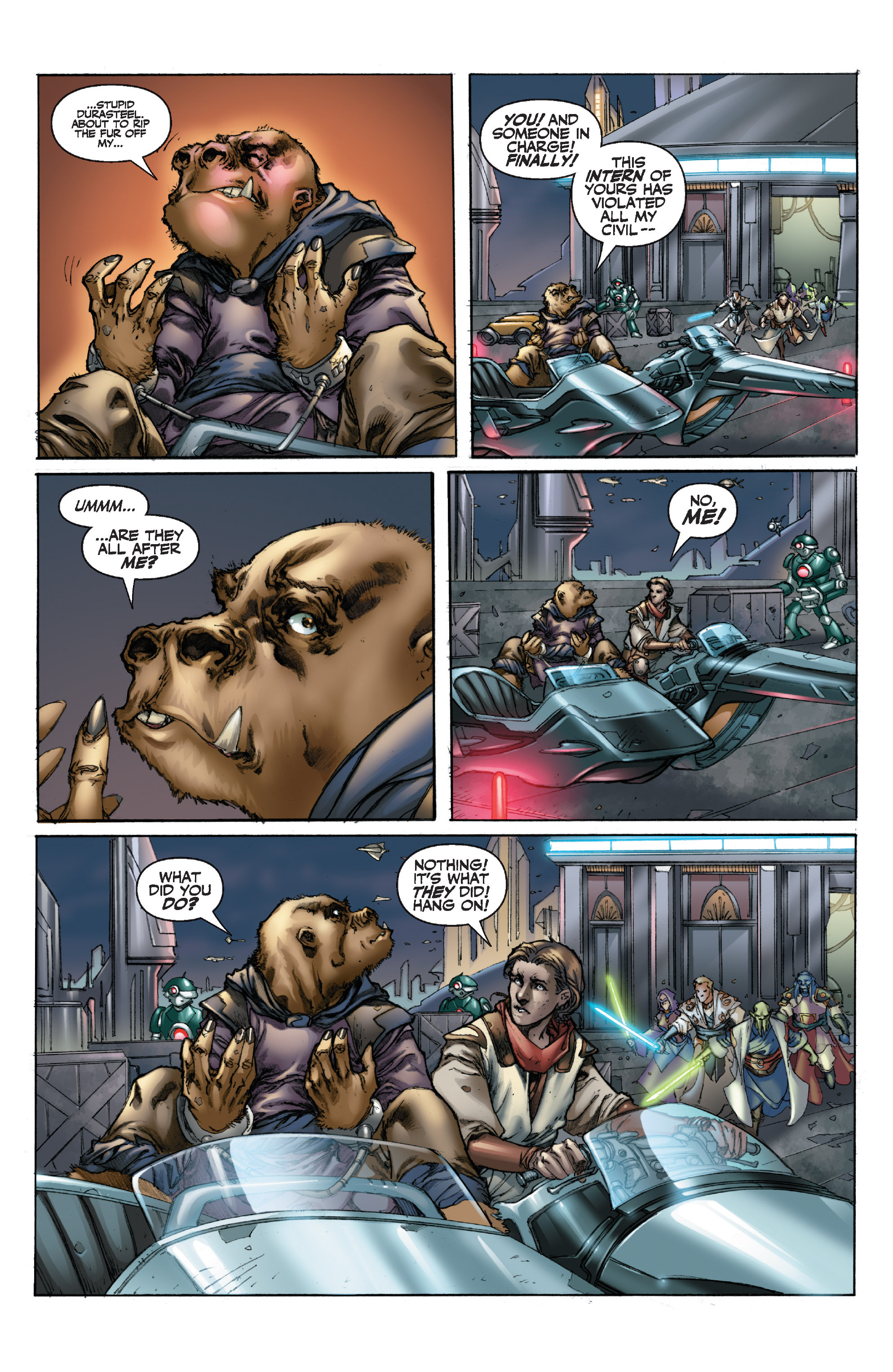 Read online Star Wars Omnibus comic -  Issue # Vol. 29 - 43
