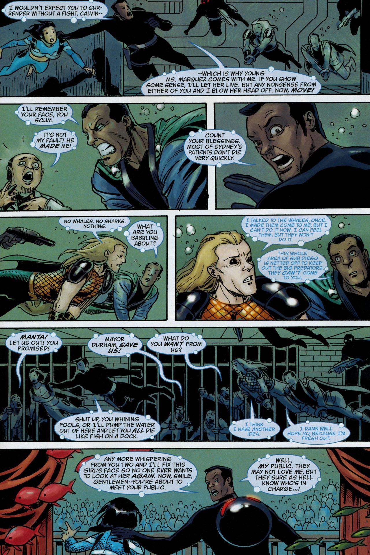 Read online Aquaman: Sword of Atlantis comic -  Issue #53 - 12