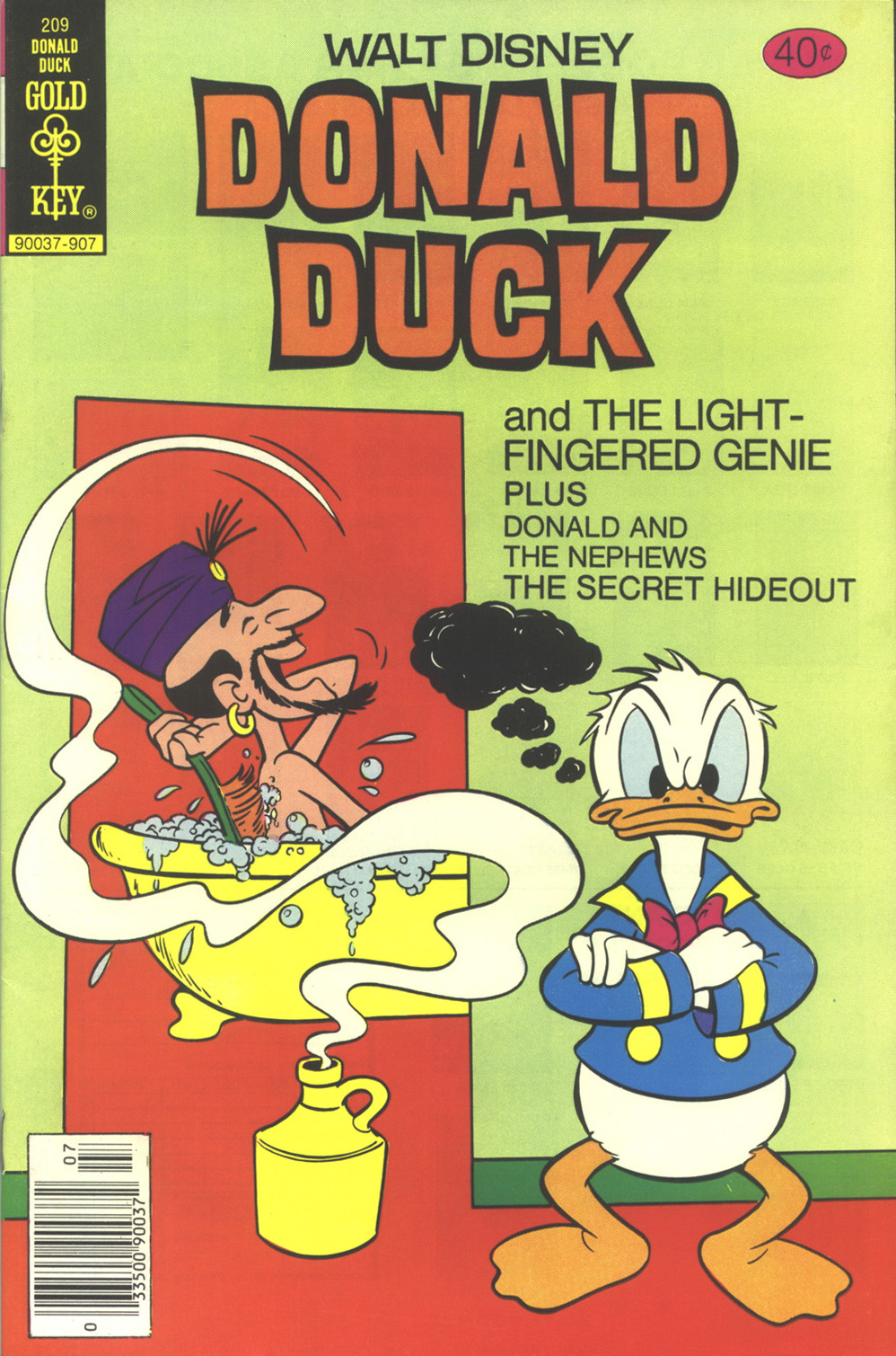 Donald Duck (1962) 209 Page 1