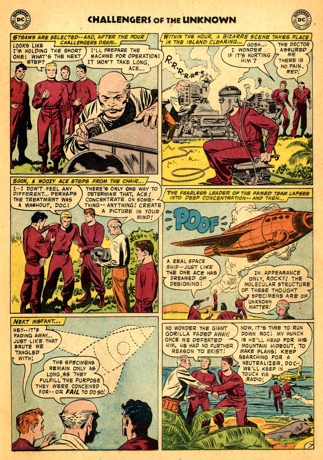 Challengers of the Unknown (1958) issue 2 - Page 23