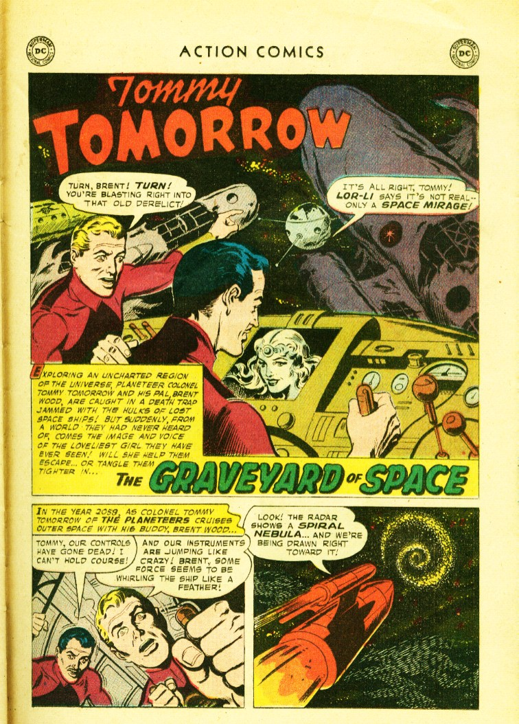 Read online Action Comics (1938) comic -  Issue #248 - 27