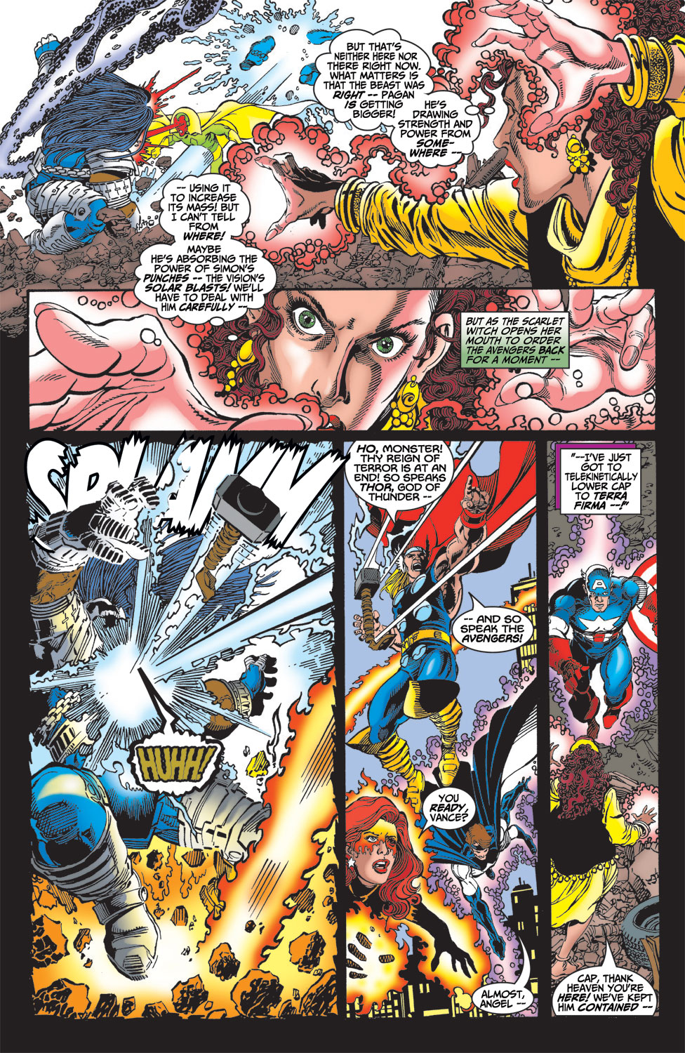 Read online Avengers (1998) comic -  Issue #14 - 18