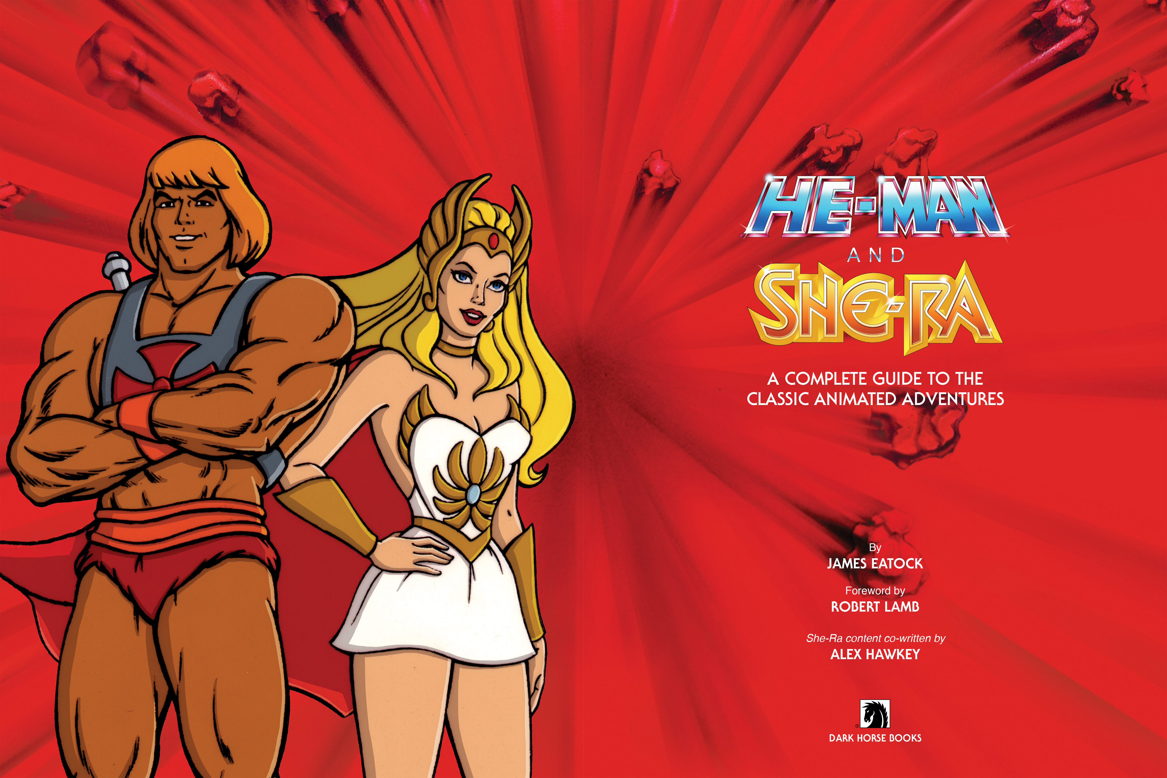 Read online He-Man and She-Ra: A Complete Guide to the Classic Animated Adventures comic -  Issue # TPB (Part 1) - 4