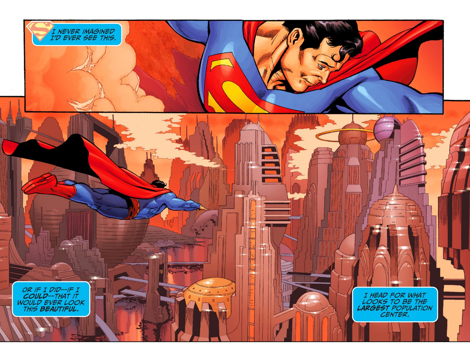 Read online Adventures of Superman [I] comic -  Issue #23 - 5
