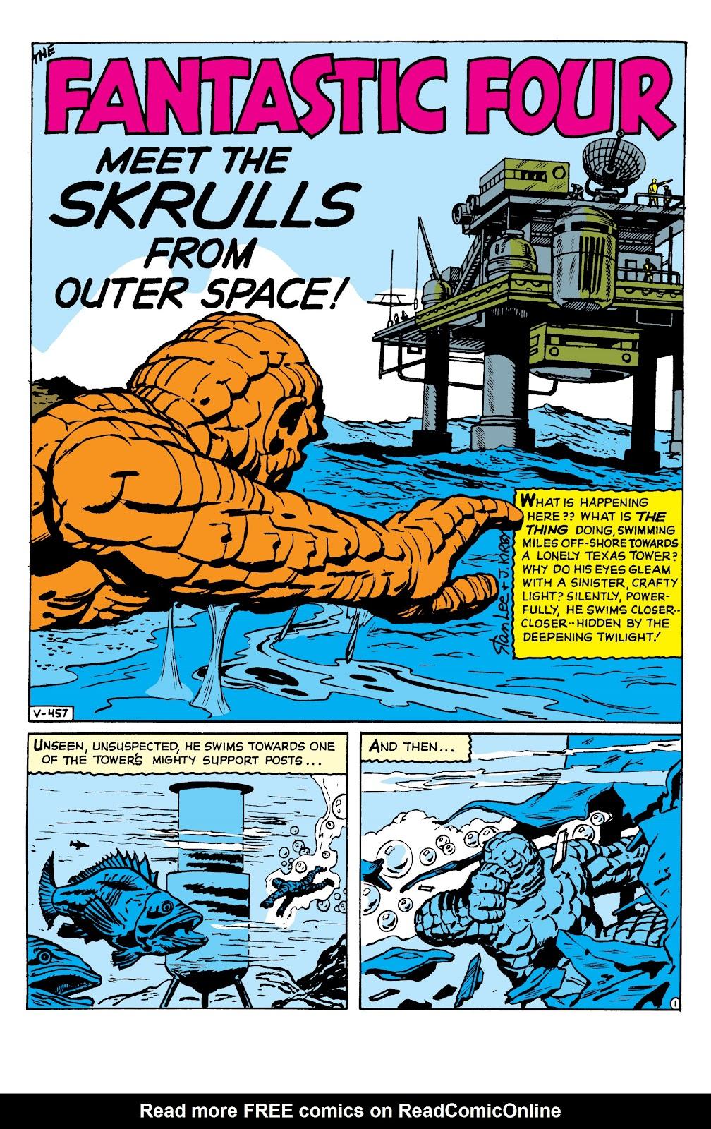 Read online Secret Invasion: Rise of the Skrulls comic -  Issue # TPB (Part 1) - 5