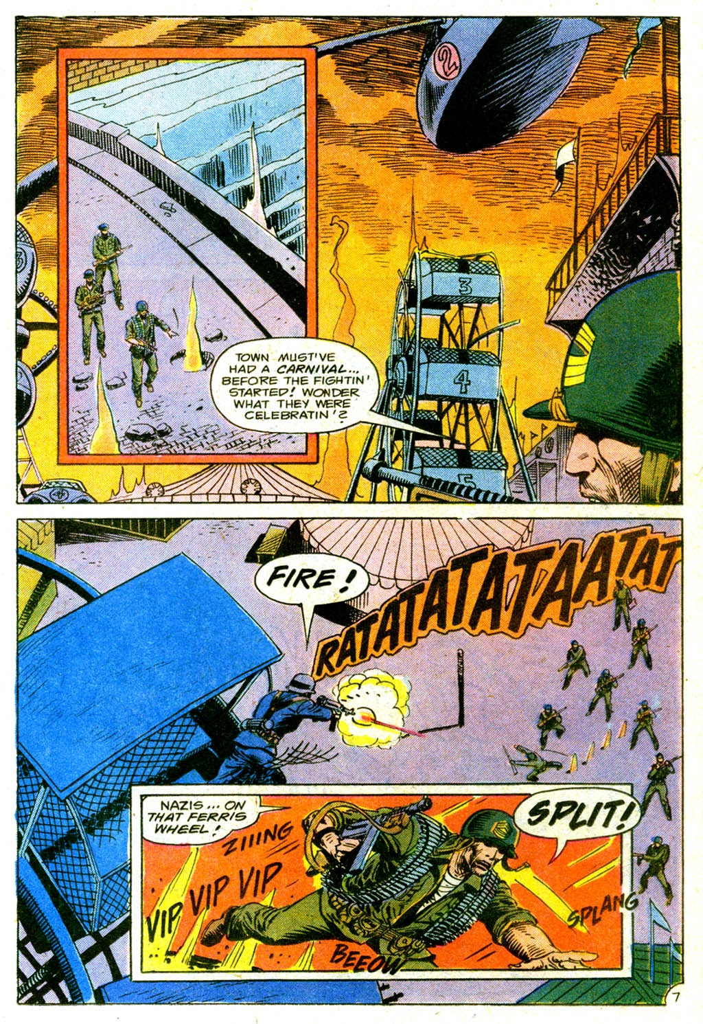 Read online Sgt. Rock comic -  Issue #317 - 10