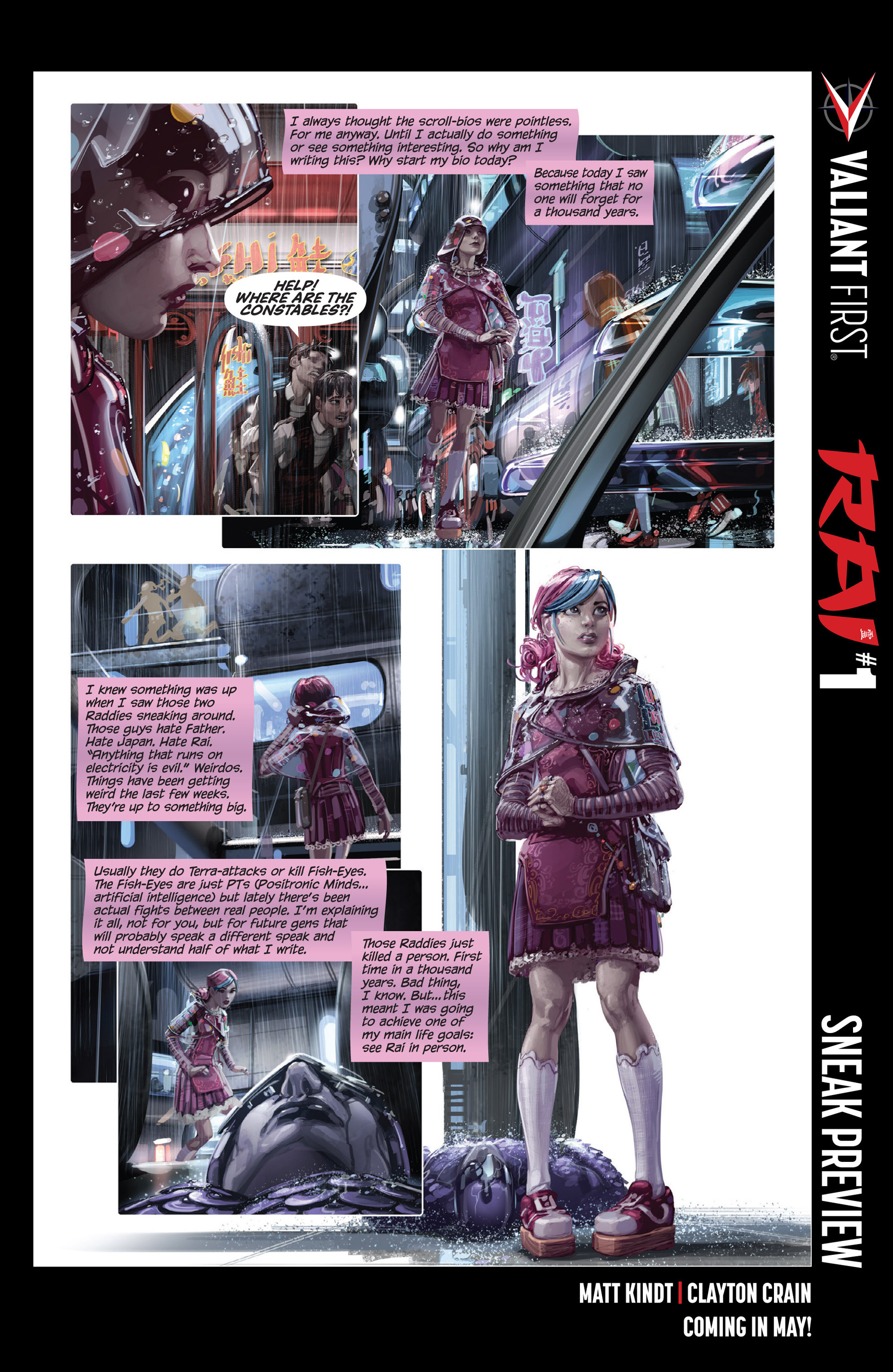 Archer and Armstrong 18 Page 29