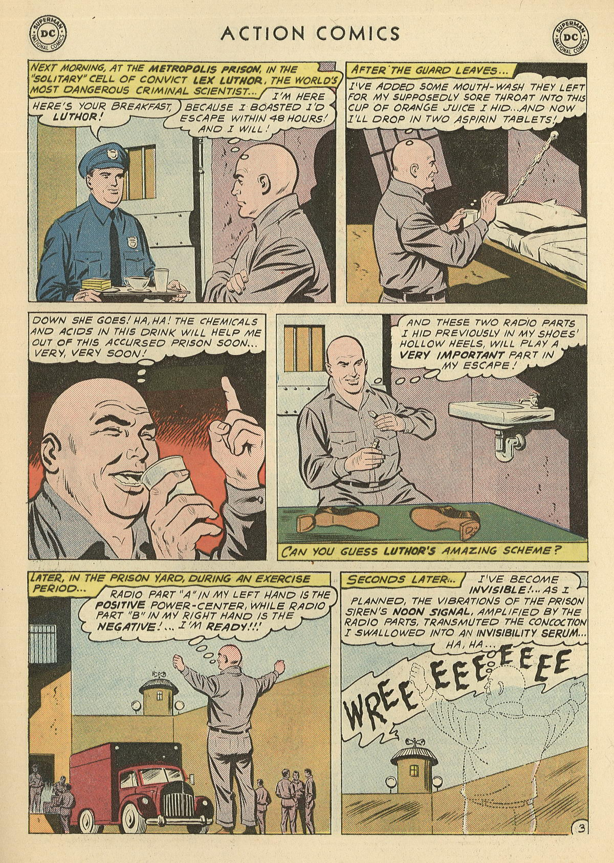 Read online Action Comics (1938) comic -  Issue #286 - 22