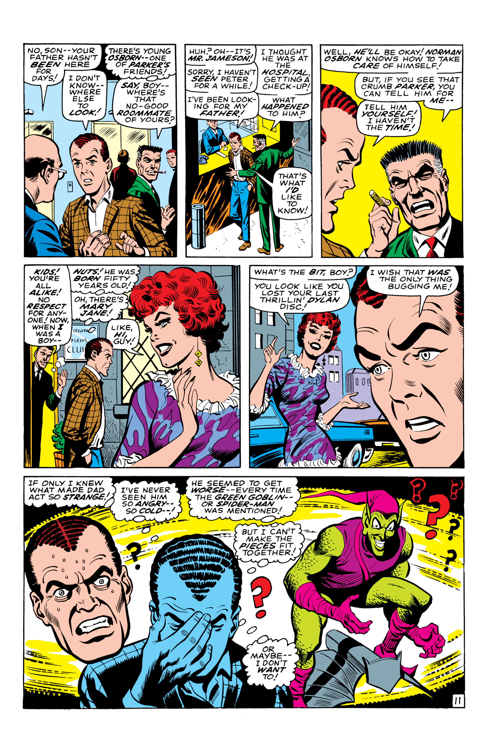 The Amazing Spider-Man (1963) 65 Page 11