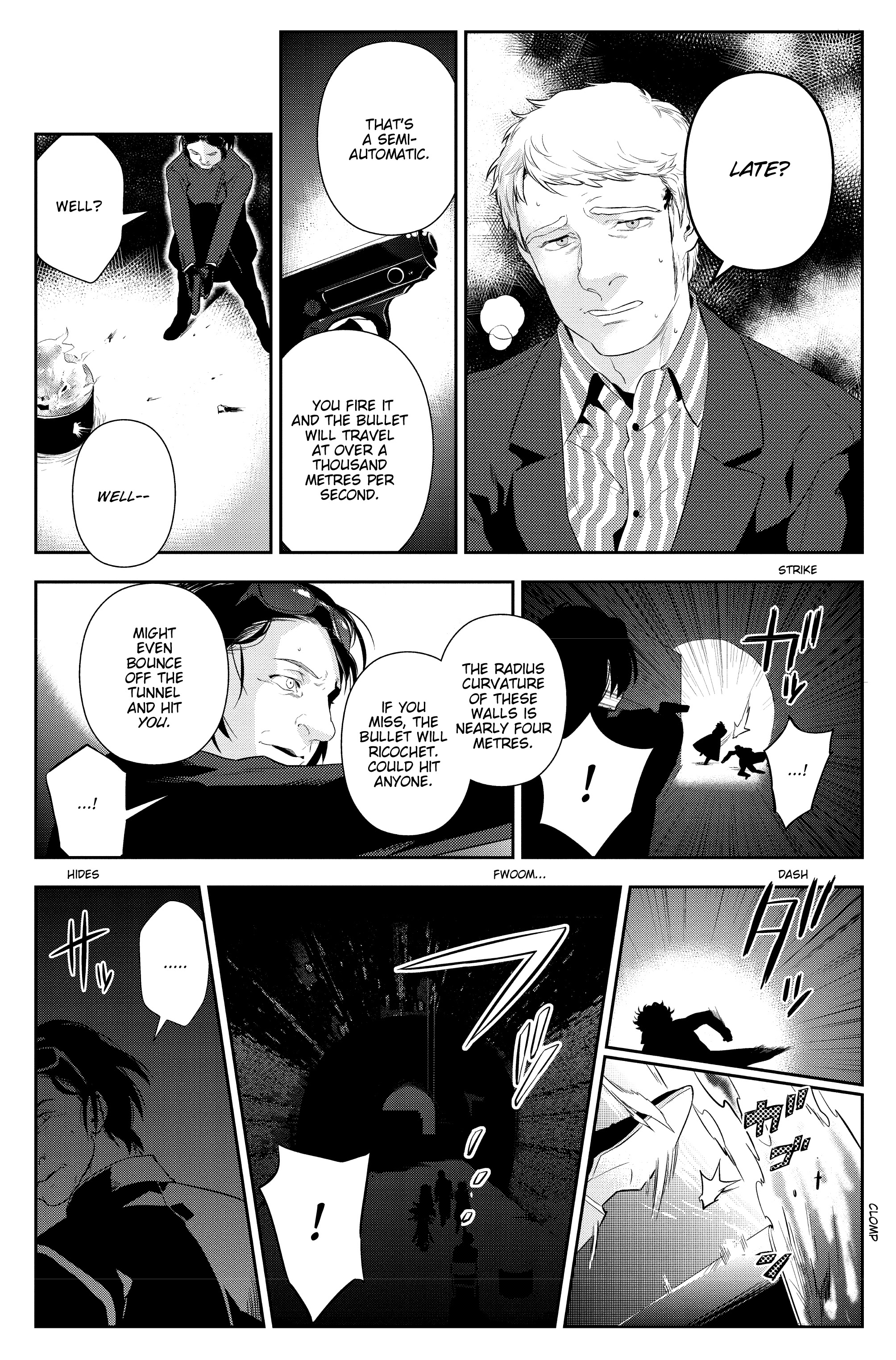 Read online Sherlock: The Blind Banker comic -  Issue #6 - 12