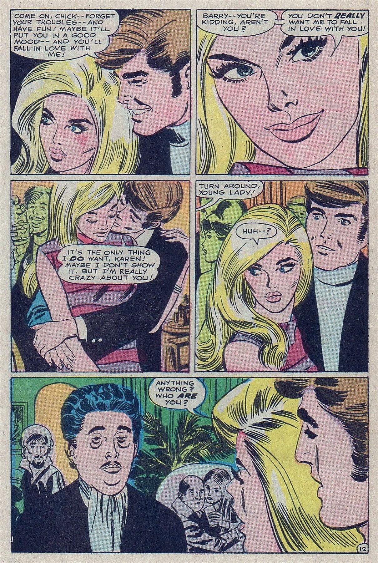 Read online Secret Hearts comic -  Issue #129 - 30