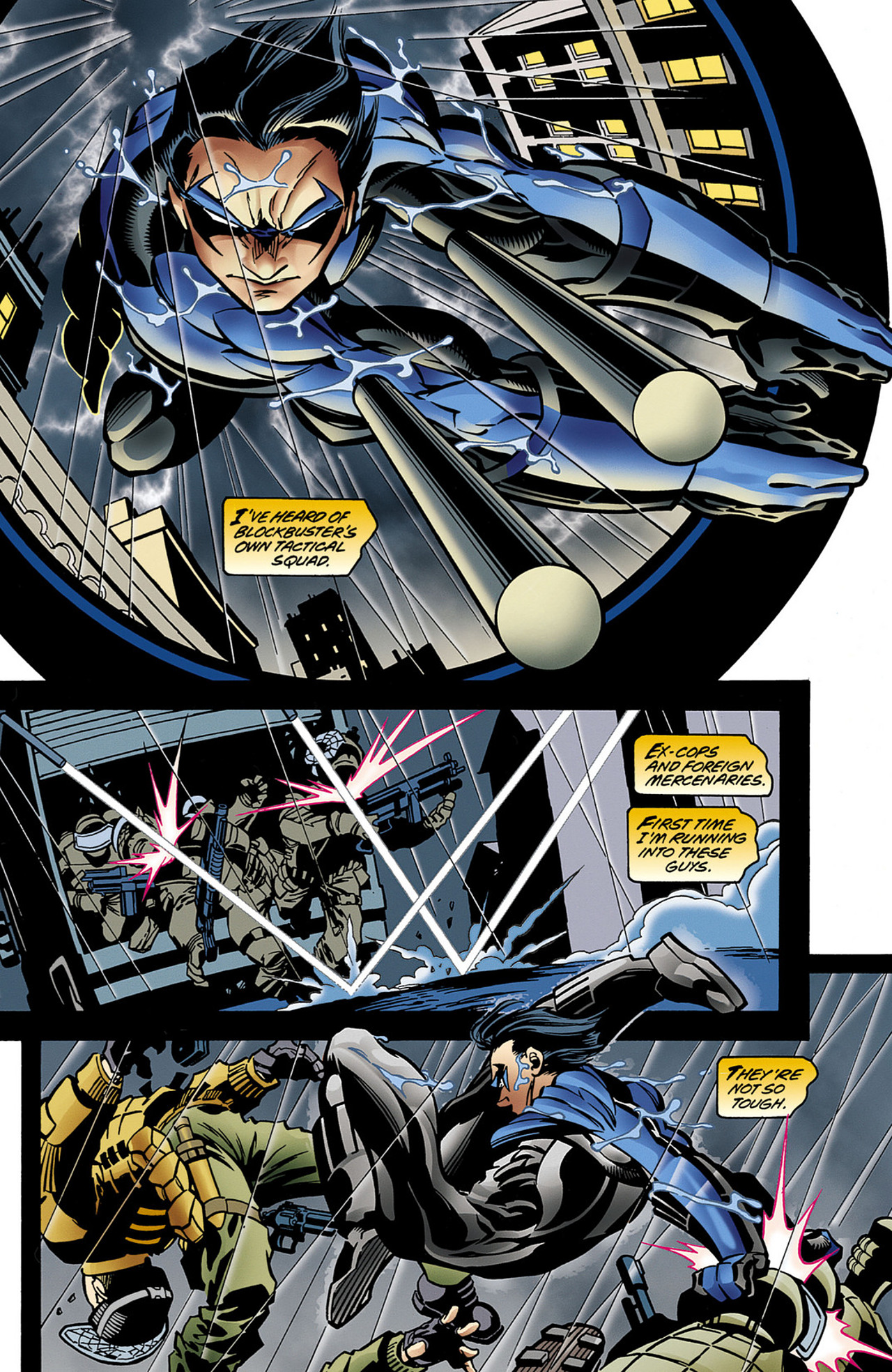 Read online Nightwing (1996) comic -  Issue #0.5 - 13