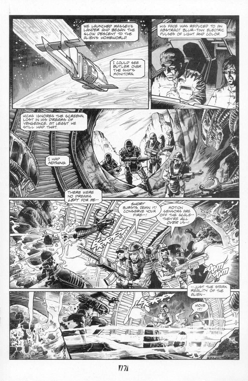 Read online Aliens (1988) comic -  Issue #5 - 19