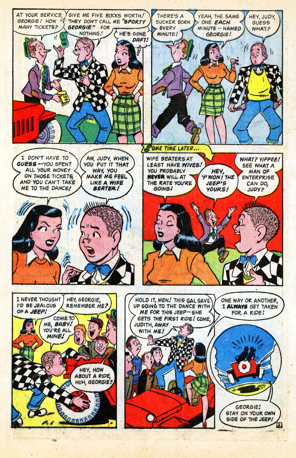 Georgie Comics (1945) issue 17 - Page 42