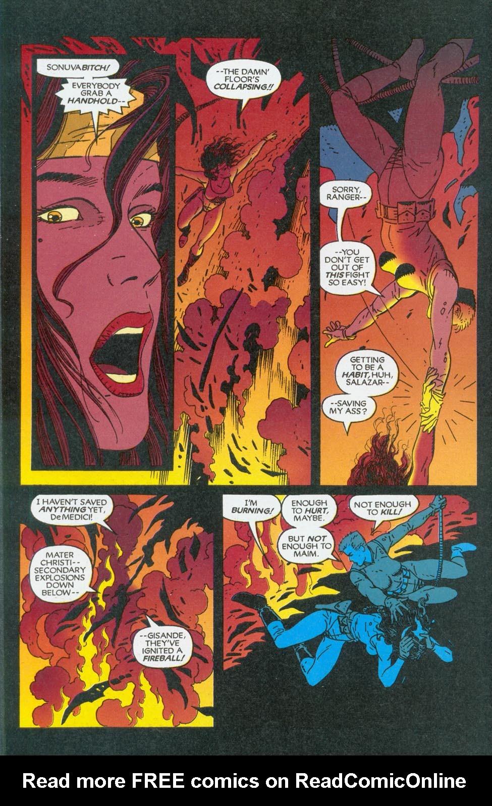 Read online Aliens/Predator: The Deadliest of the Species comic -  Issue #9 - 18